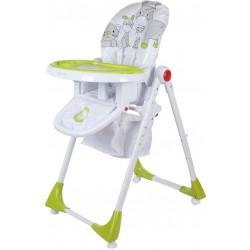 Krzesełko Comfort Lux Sun Baby - zielone