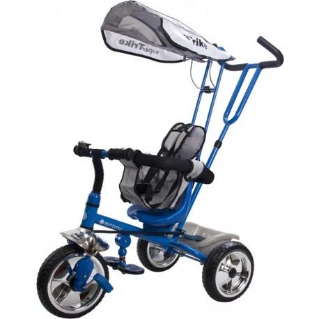Rower Sun Baby trójkołowiec - niebieski
