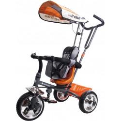 Rower Sun Baby trójkołowiec - pomarańczowy