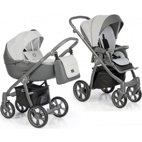 Wózek dziecięcy Roan Esso - Neutral Graphite
