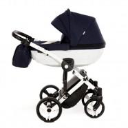 Wózek dziecięcy Junama Diamond koła żelowe - 01