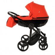 Wózek dziecięcy Junama Diamond koła żelowe - 03