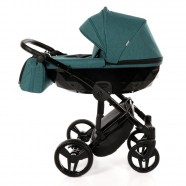 Wózek dziecięcy Junama Diamond koła żelowe - 08