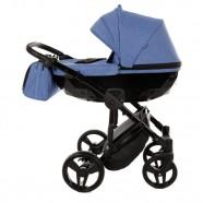 Wózek dziecięcy Junama Diamond koła żelowe - 09