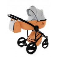 Wózek dziecięcy Junama Madena koła żelowe - 04