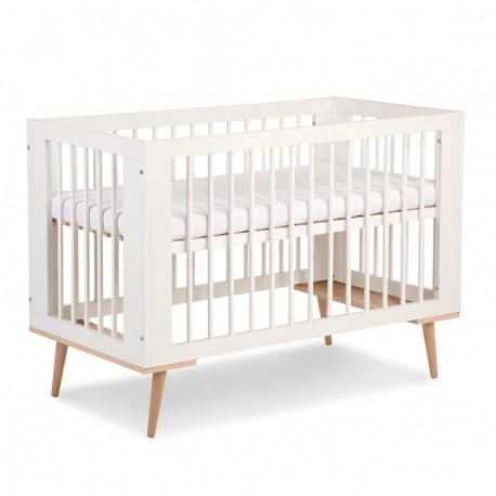 Sofie - łóżko białe 120x60 cm