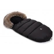 Śpiwór zimowy Cottonmoose Moose 422 - czarny+czarny