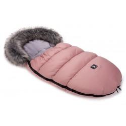 Śpiwór zimowy Cottonmoose Moose 422 - róż+szary