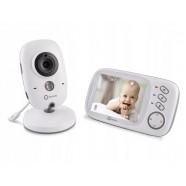 Niania Elektroniczna Lionelo Care Babyline 6.1 z kamerą