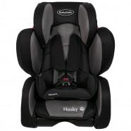 Fotelik BabySafe Husky 9-36 kg - szary