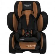 Fotelik BabySafe Husky 9-36 kg - brązowy