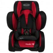 Fotelik BabySafe Husky 9-36 kg - czerwony