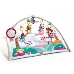 Mata edukacyjna gimnastyka dla bobasa z pałakami Świat Małej Księżniczki Tiny Love TL1205506830R
