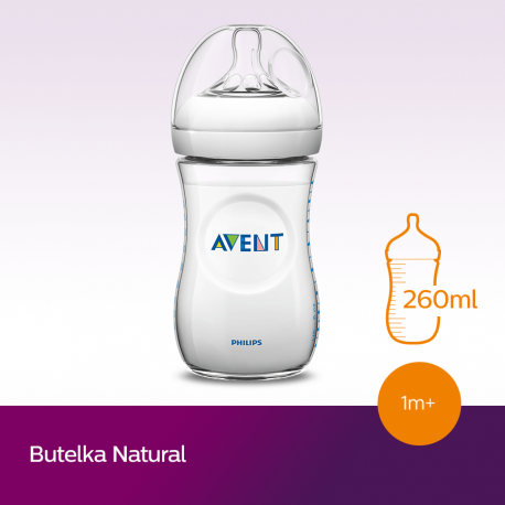butelka Natural 260 ml