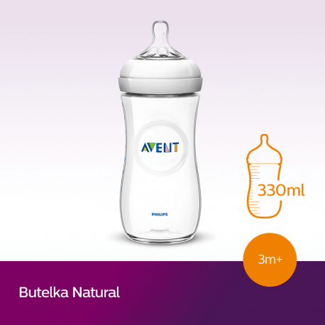 butelka Natural 330 ml