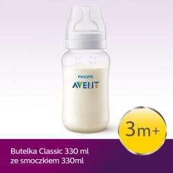 Butelka Avent Classic+ 330 ml SCF566/17