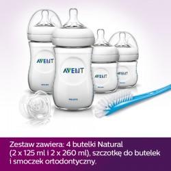 Zestaw startowy dla noworodka Avent Natural SCD290/01