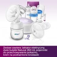 Zestaw startowy Natural wspomagający karmienie piersią Avent SCD292/31