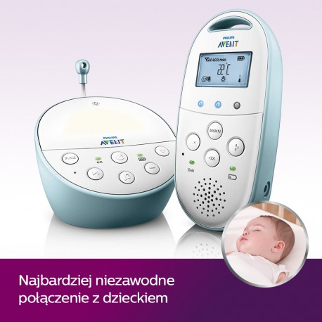 Niania DECT Avent SCD560