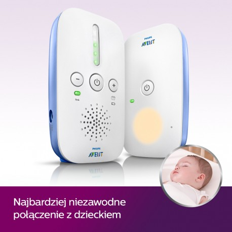 Avent niania DECT SCD501