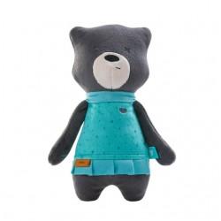 Szumiś maskotka z czujnikiem snu - Bystrzak Mia (36 cm)