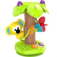 Dzielny Koala zabawka sensoryczna od 6m+ Smily Play S17580