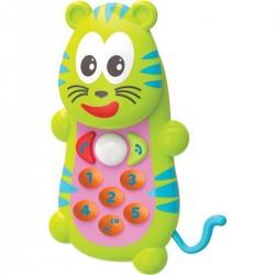 Telefoniczny Tygrys od 6m+ Smily Play S16545