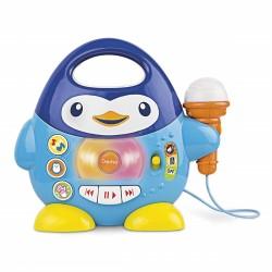 Muzyczny Pingwin od 18m+ Smily Play 2514