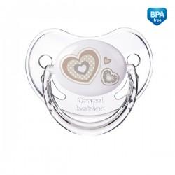Smoczek uspokajający anatomiczny Canpol 0-6m+ 22/565 - 1 szt Newborn Baby