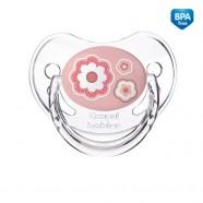 Smoczek uspokajający anatomiczny silikonowy powyżej 18m Canpol 22/567 - 1 szt Newborn Baby