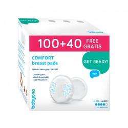 Wkładki laktacyjne Comfort BabyOno 296/140 - 140 szt