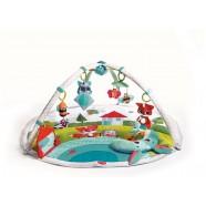 Mata edukacyjna gimnastyka dla bobasa z pałąkami Zabawa na Łące Tiny Love TL1205006830R