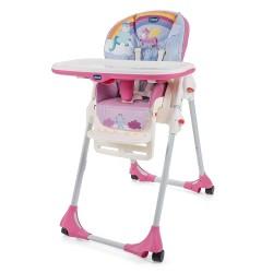Krzesełko Chicco Polly Easy - Unicorn