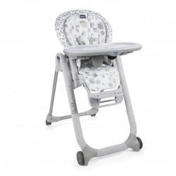 Krzesełko Chicco Polly Progress 5w1 dla noworodków - Mirage