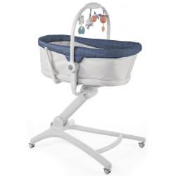 Łóżeczko leżak krzesełko fotelik Chicco Baby Hug 4w1 - Spectrum