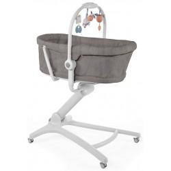 Łóżeczko leżak krzesełko fotelik Chicco Baby Hug 4w1 - Legend