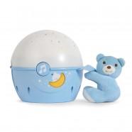 Projektor na łóżeczko od 0m+ Next2Stars Chicco - niebieski