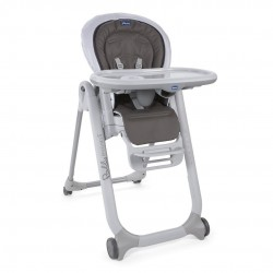 Krzesełko Chicco Polly Progress 5w1 dla noworodków - Pois
