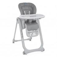 Krzesełko Chicco Polly Magic Relax dla noworodków od 0m - Graphite