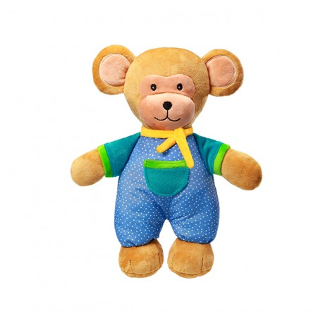 Zabawka przytulanka pluszowa od 0m+ BabyOno 623 Monkey Eric 30 cm