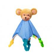 Zabawka przytulanka kocyk od 0m+ BabyOno 625 Monkey Eric 16/25 cm