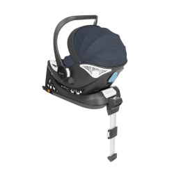 Fotelik Baby-Safe York i-Size 0-13 kg z bazą Isofix - szary