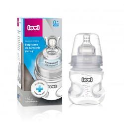 Butelka Lovi 150 ml Medical+ Aktywne Ssanie Super Vent - 21/565