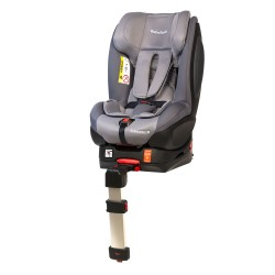 Fotelik Baby-Safe Schnauzer 0-18 kg - Grey