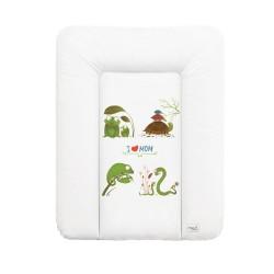 Tapicerka mała miękka 50x70 cm Ceba Baby Azteca&Nature - I Love Mom