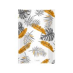Przewijak krótki twardy 50x70 cm Albero Mio by Klupś Nature&Love - Tropics N003