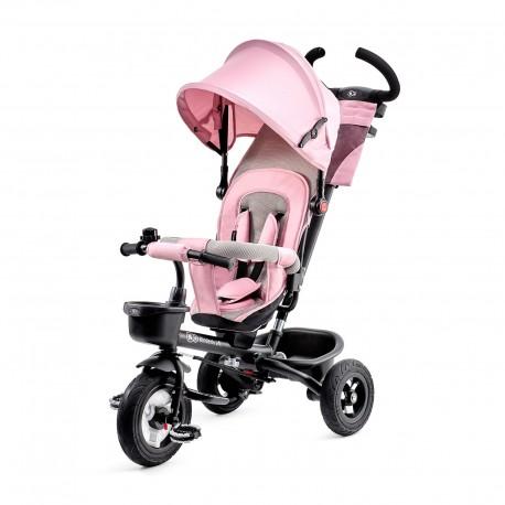 Rowerek trójkołowy KINDERKRAFT Aveo - Pink
