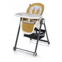 Krzesełko Baby Design Penne - 01 Yellow