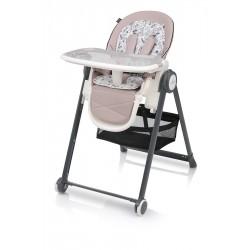 Krzesełko Baby Design Penne - 08 Pink