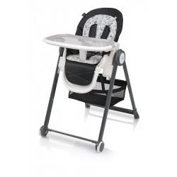 Krzesełko Baby Design Penne - 10 Black
